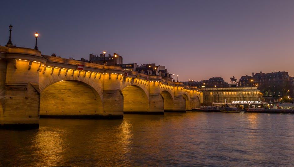 Podul Pont Neuf1111