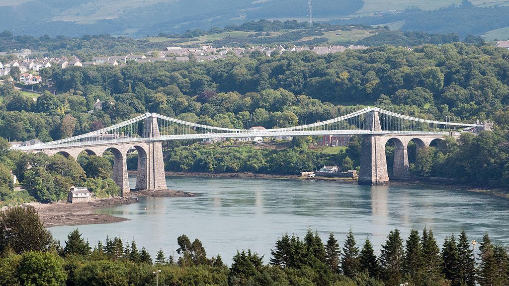 Podul Suspendat Menai