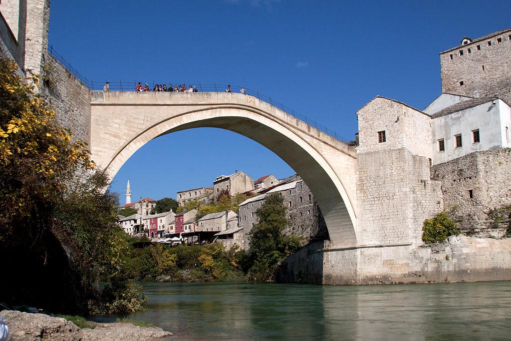 Podul Vechi din Mostar1