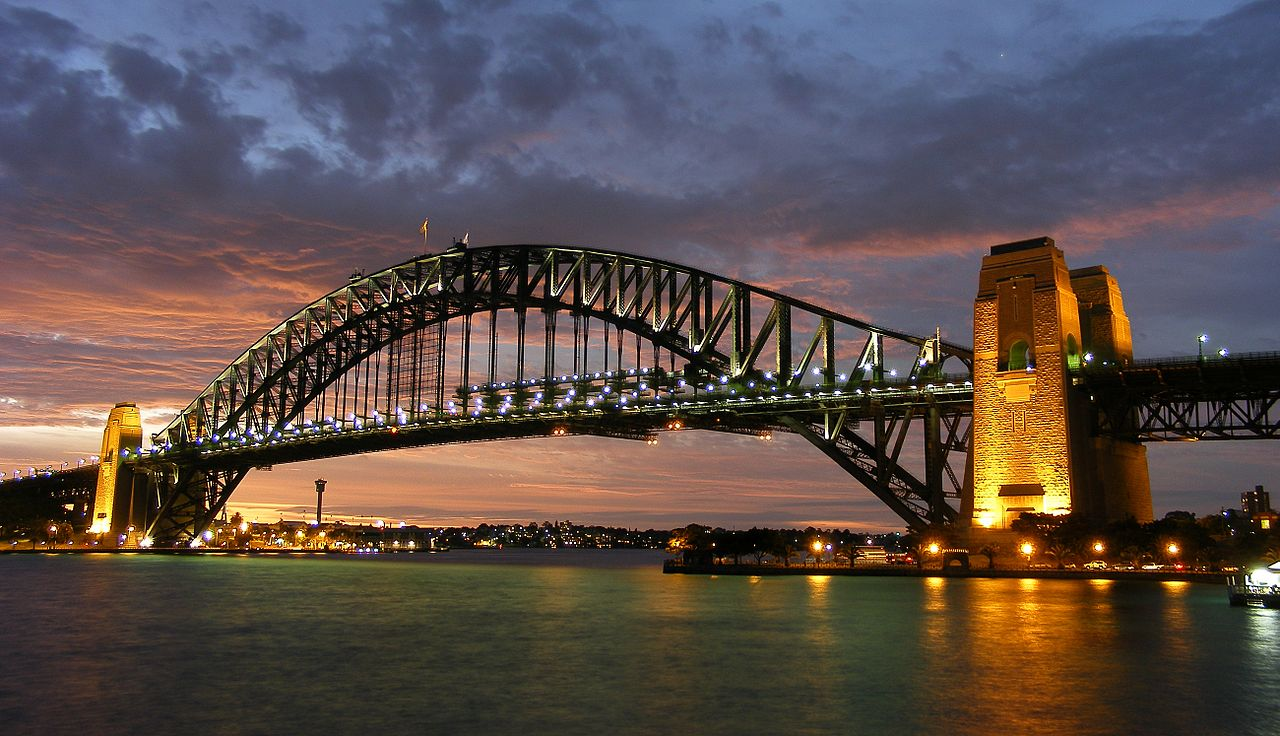 Podul din portul Sydney