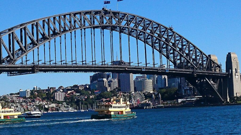 Podul din portul Sydney11