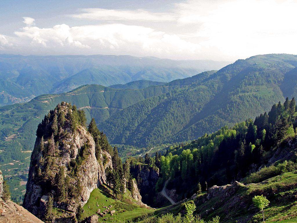 Pontic mountain