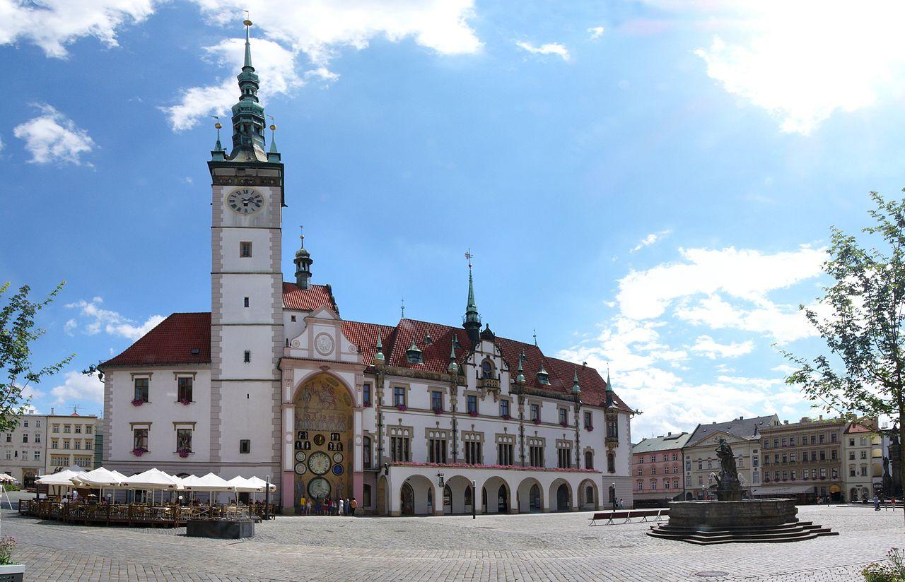 Primăria Olomouc