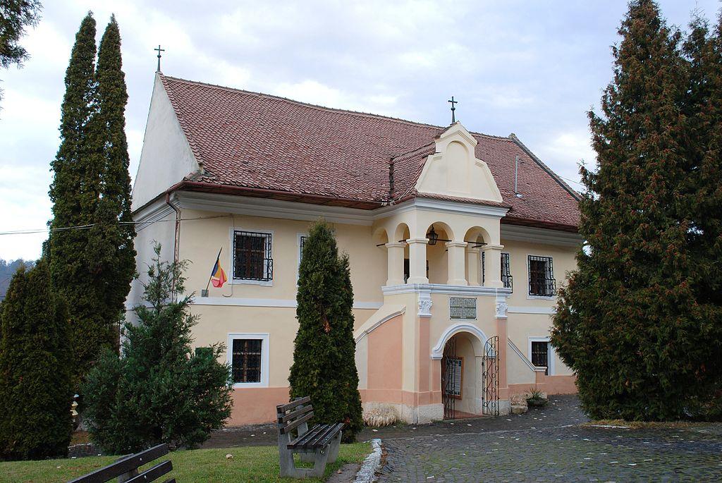 Prima şcoală românească Brasov