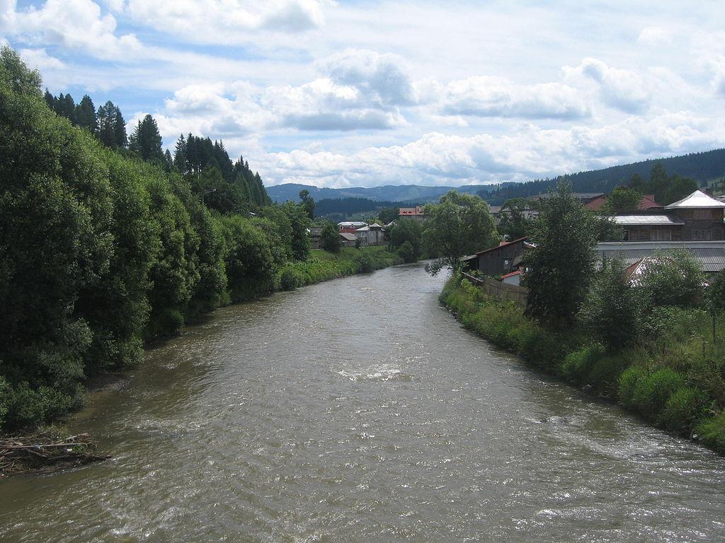 Râul Bistriţa