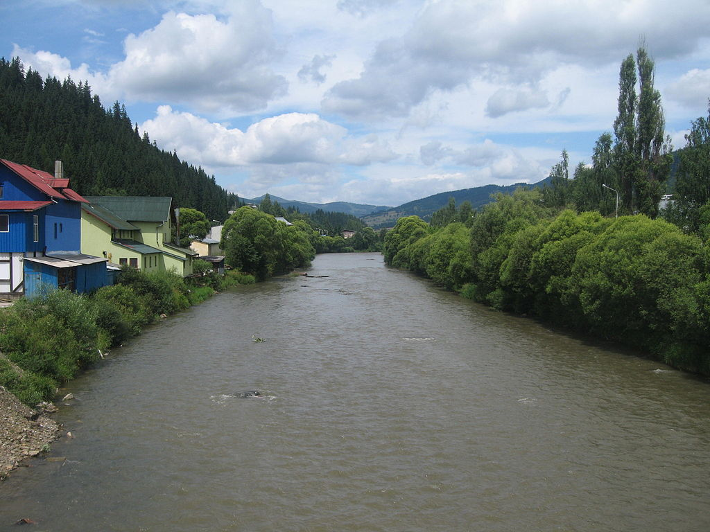 Râul Bistriţa1