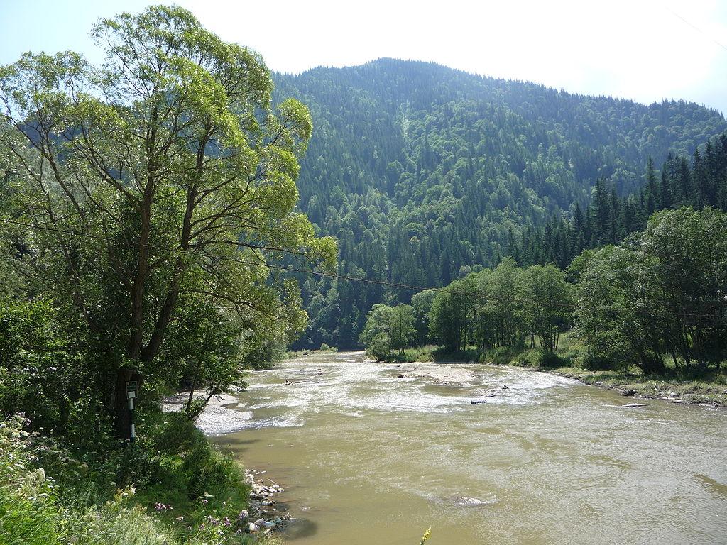 Râul Bistriţa111