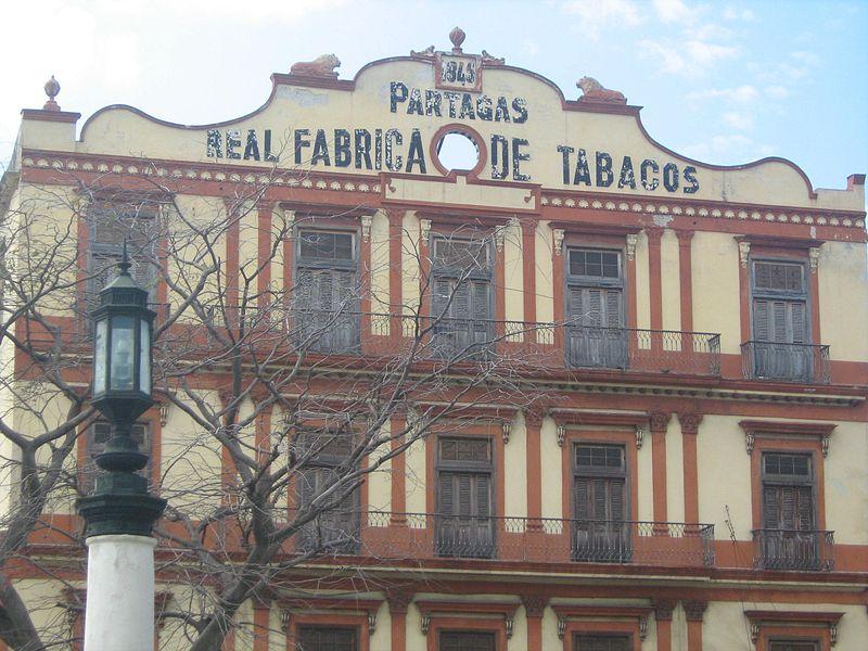 Real Fabricas de Tabaco Partagas1