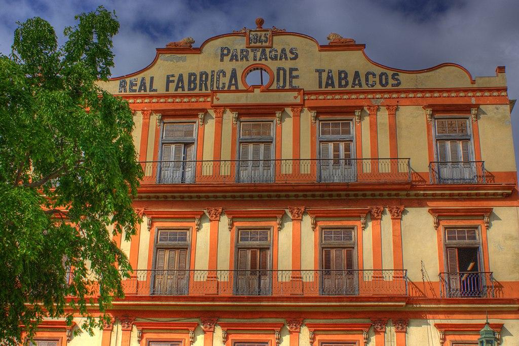 Real Fabricas de Tabaco Partagas111
