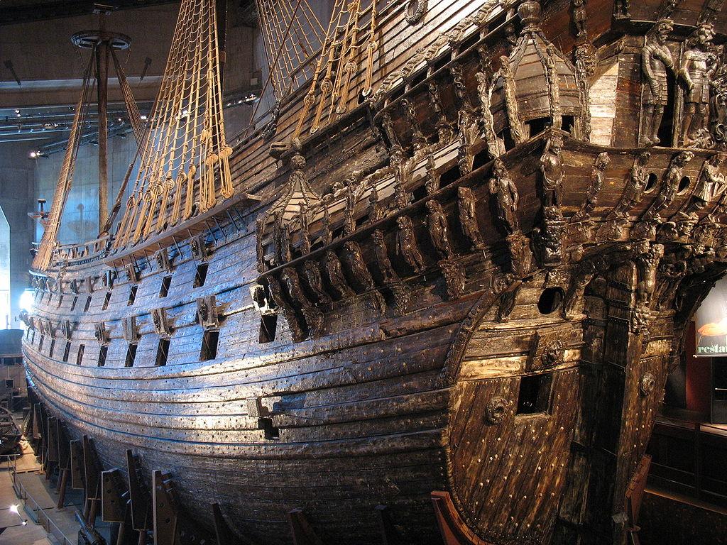 Regalskeppet Vasa11