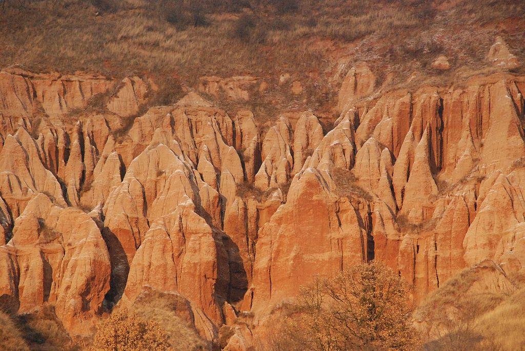 Rezervaţia naturală Râpa Roșie
