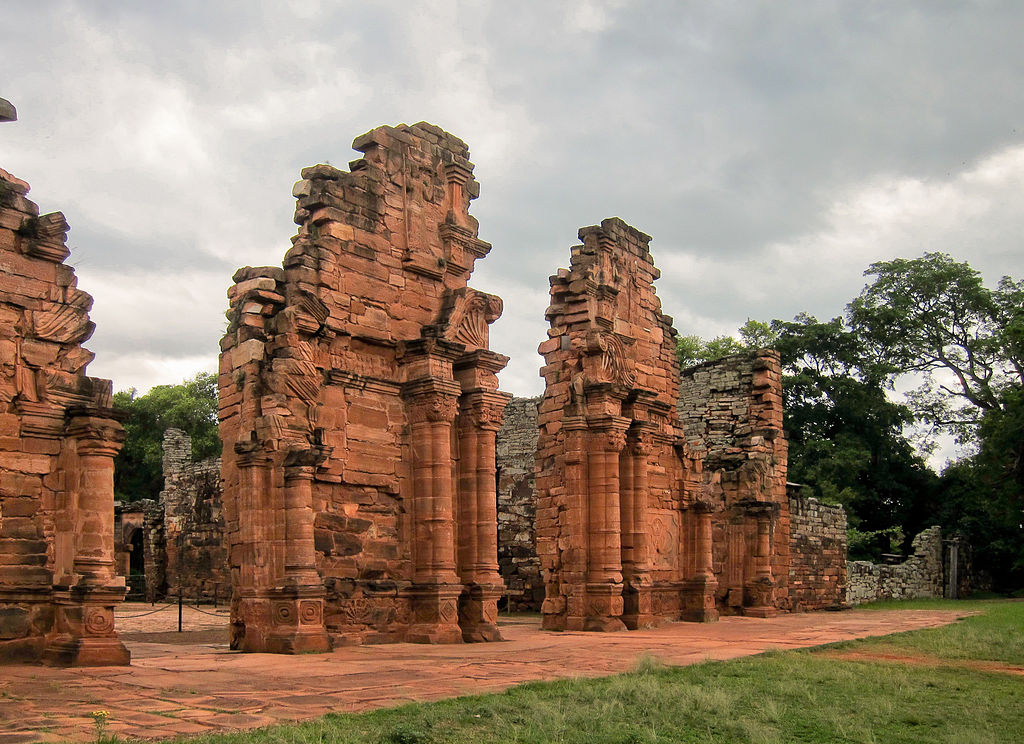 Ruinele San Ignacio Mini1
