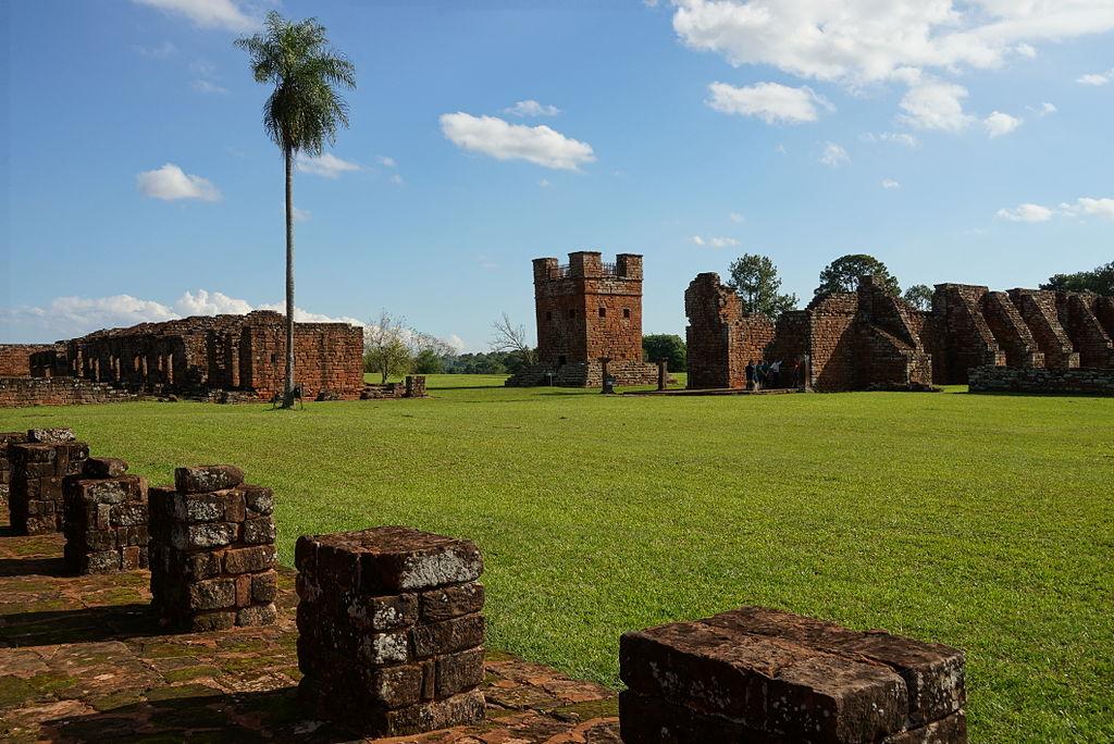 Ruinele iezuite din Trinidad1