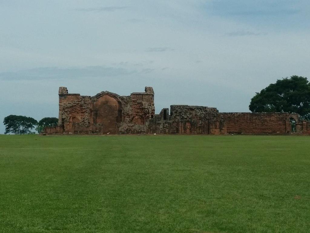 Ruinele iezuite din Trinidad11