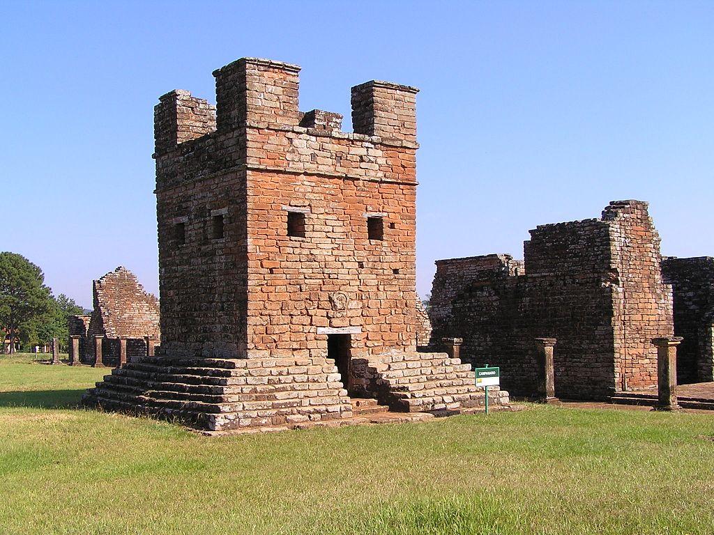 Ruinele iezuite din Trinidad111