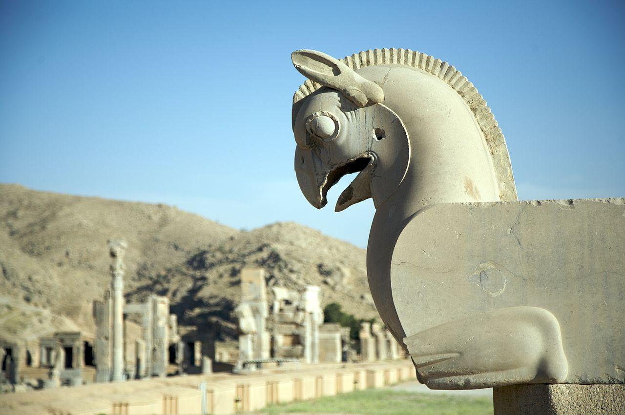 Ruinele orasului Persepolis