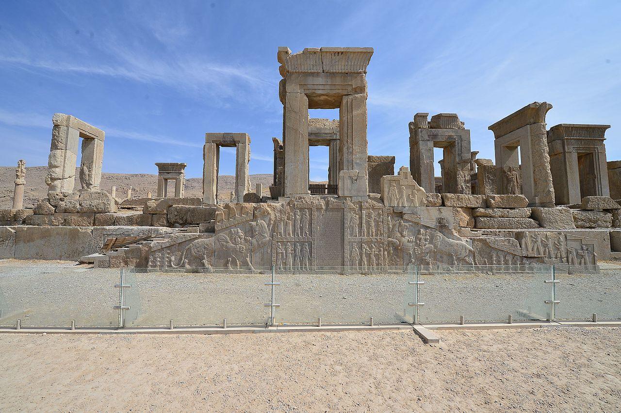 Ruinele orasului Persepolis1