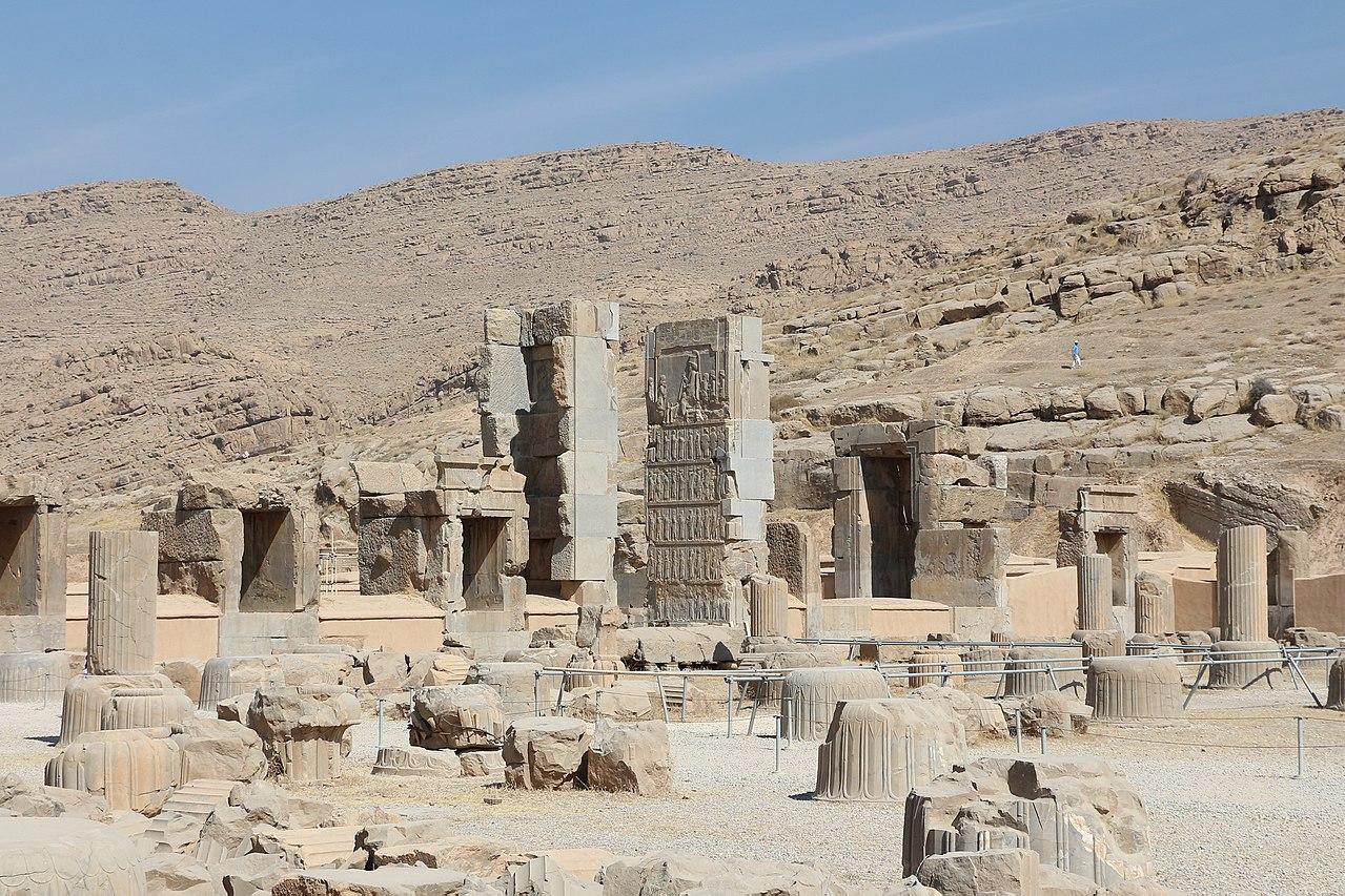 Ruinele orasului Persepolis11