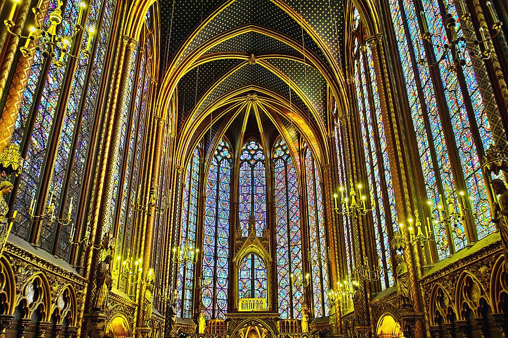 Sainte-Chapelle1111