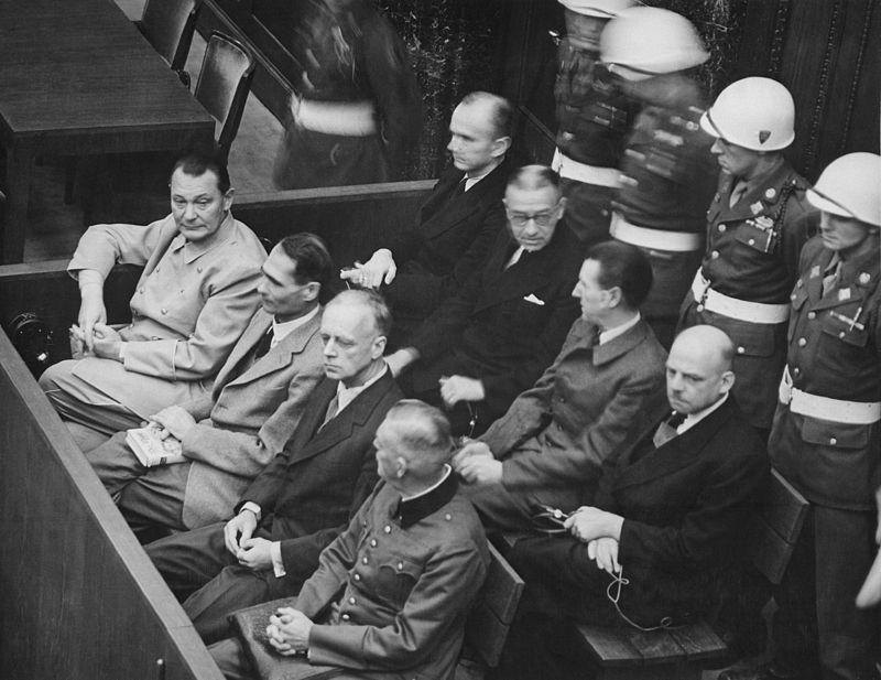 Sala procesului de la Nurnberg1