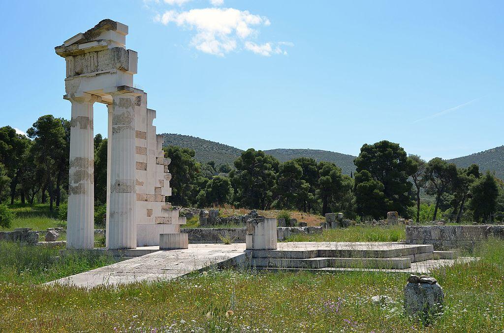 Sanctuarul lui Asklepios