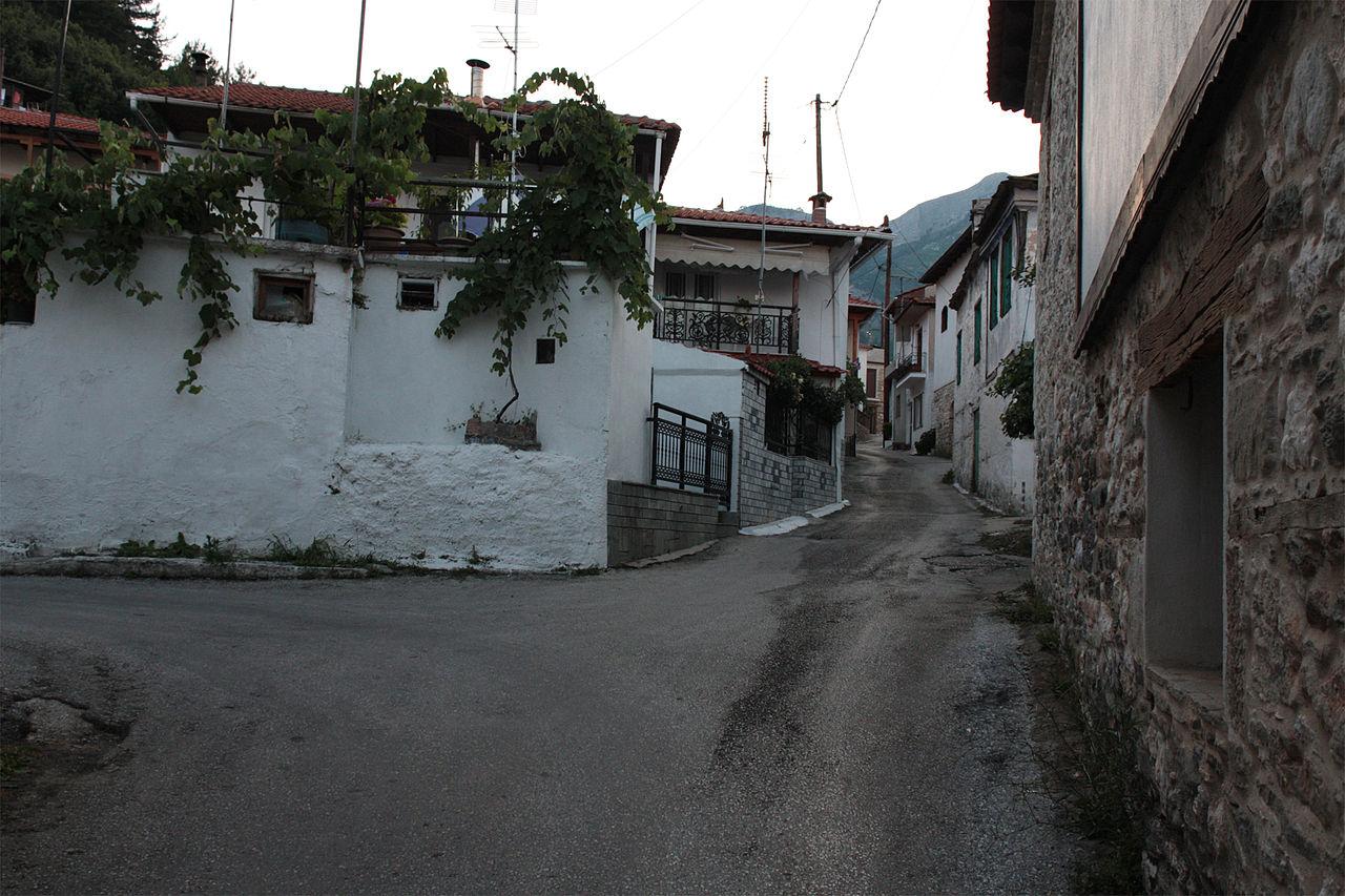 Satul Potamia