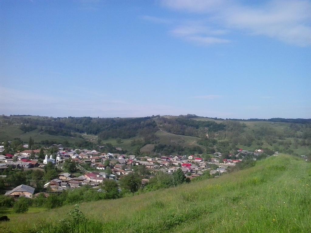 Satul Verdea Vrancea