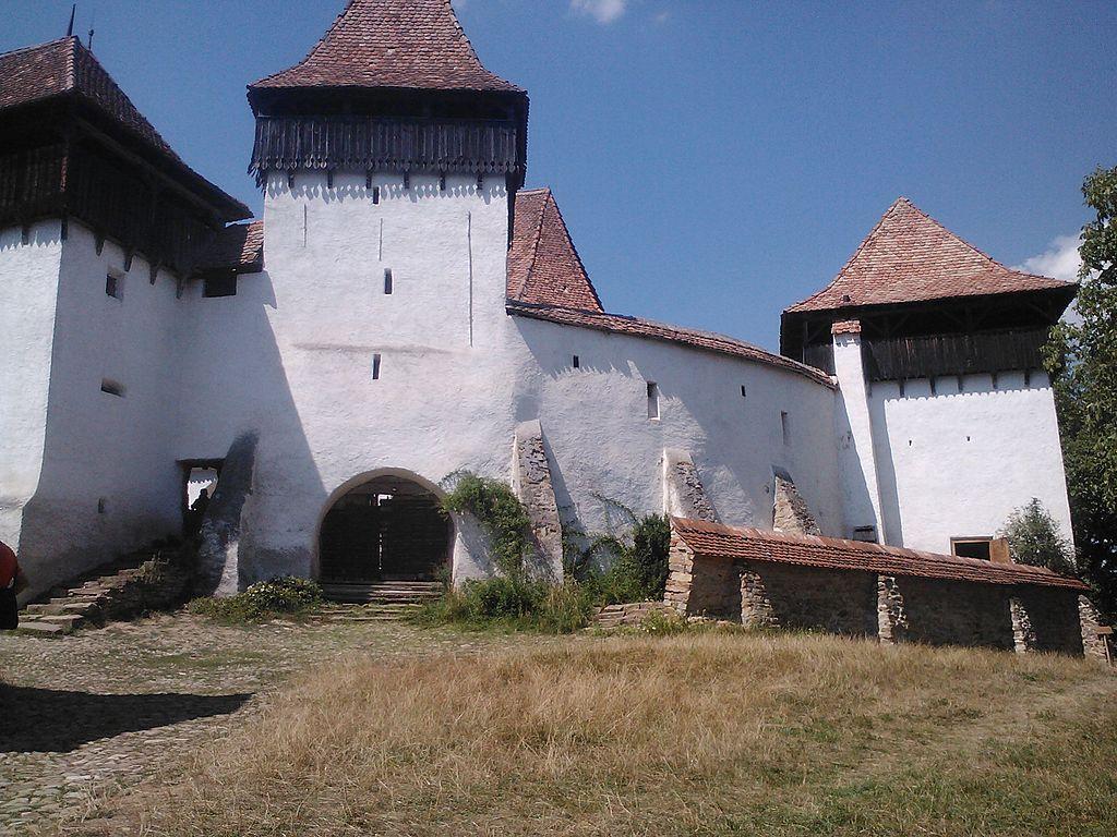 Satul Viscri1