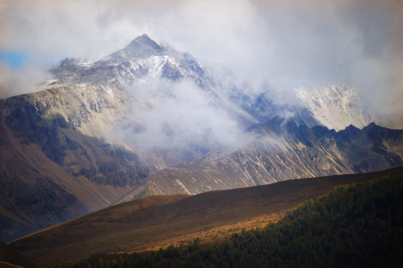 Sichuan munti