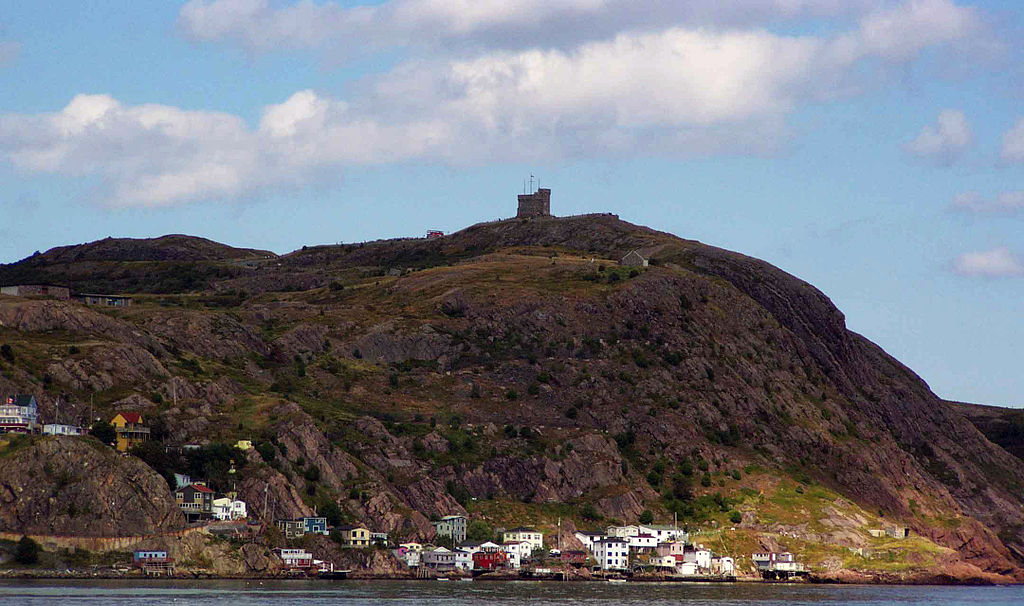 Signal Hill din St. John