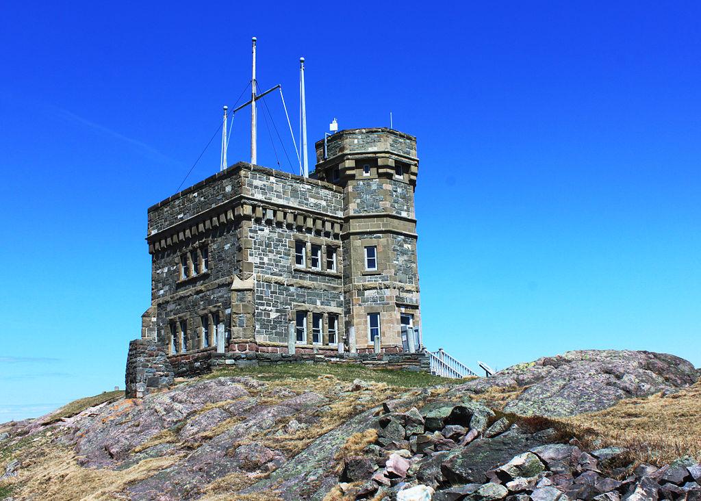 Signal Hill din St. John1