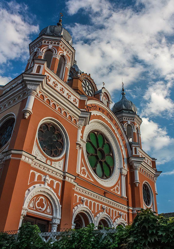 Sinagoga Status Quo Ante din Târgu Mureș