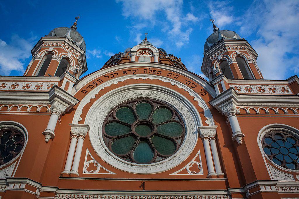 Sinagoga Status Quo Ante din Târgu Mureș1