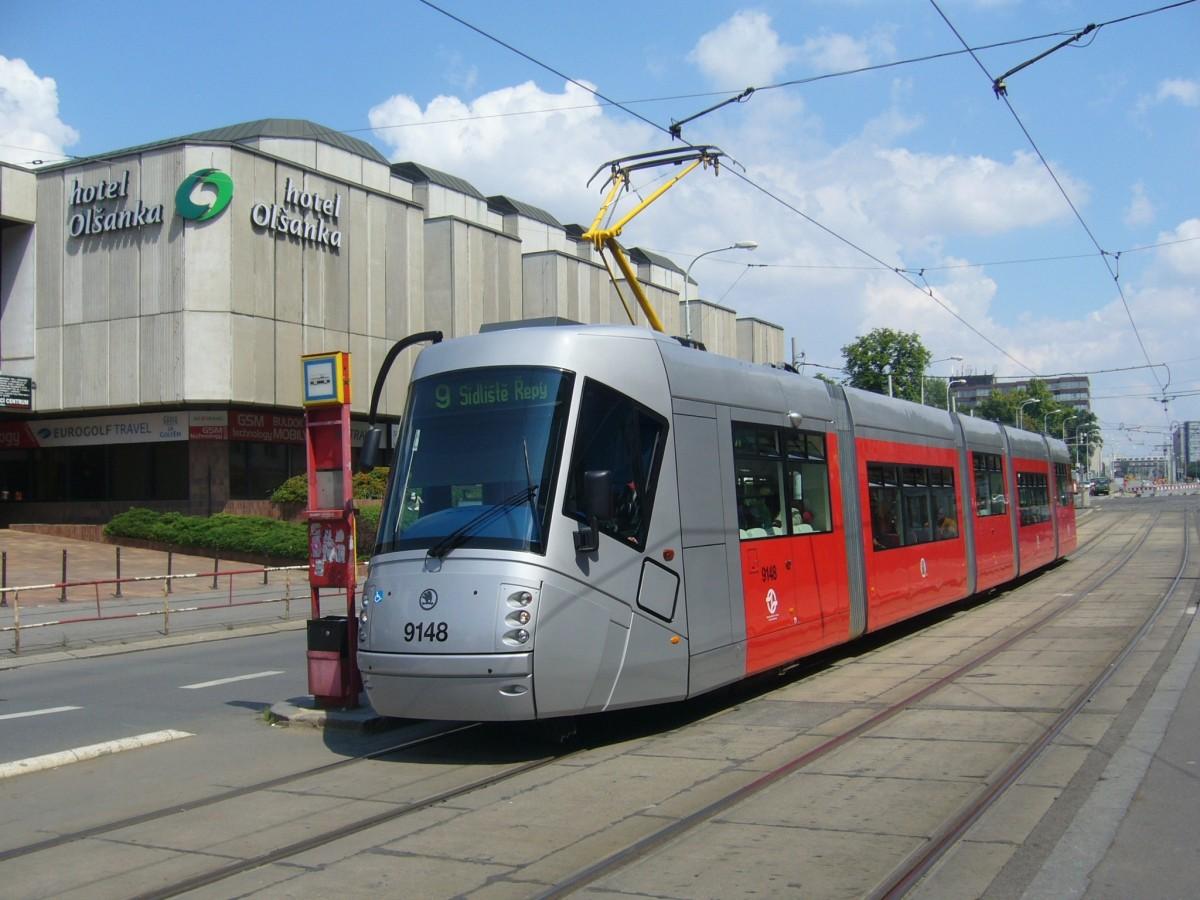 Sistemul de transport in comun din Praga