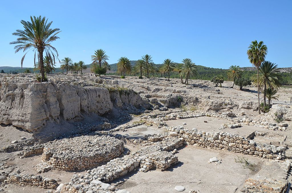 Situl Megiddo1
