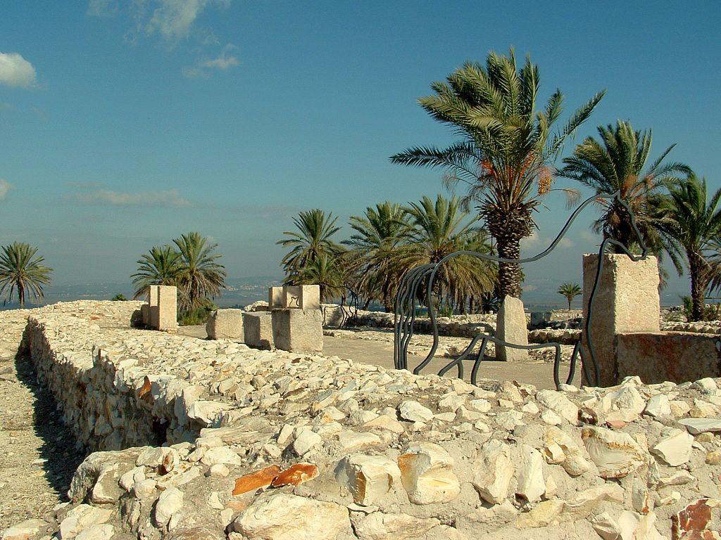 Situl Megiddo11