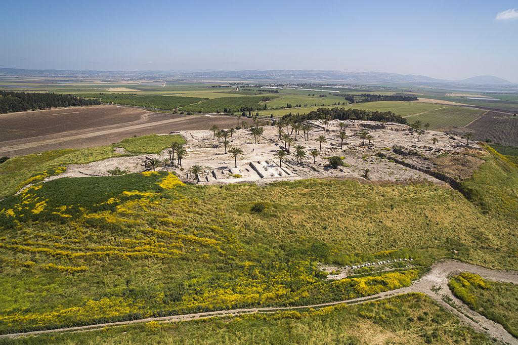 Situl Megiddo111