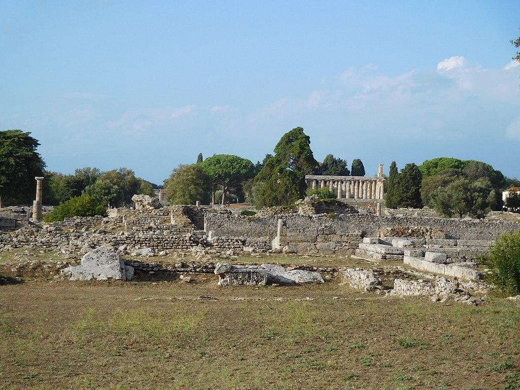 Situl Paestum