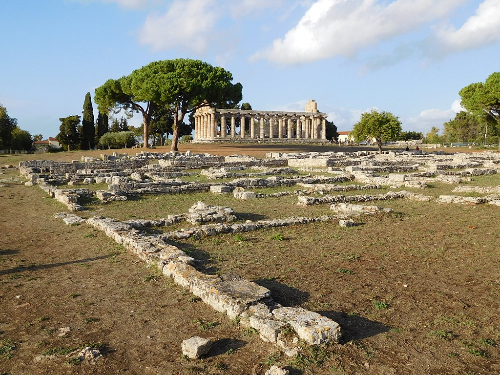 Situl Paestum11