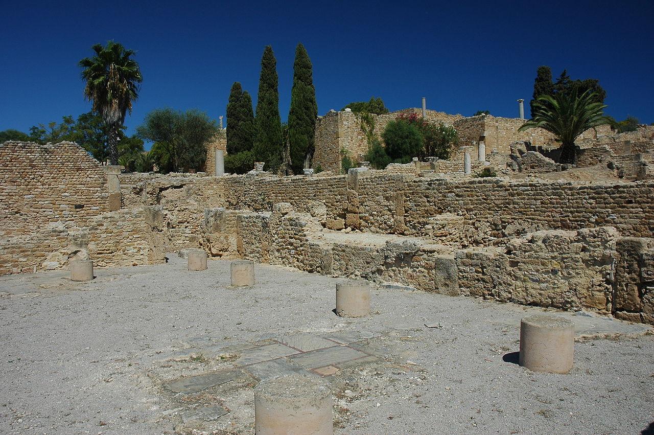 Situl arheologic Cartagina111