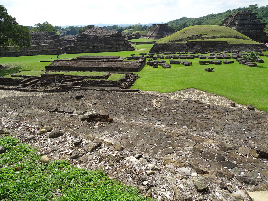 Situl arheologic El Tajin