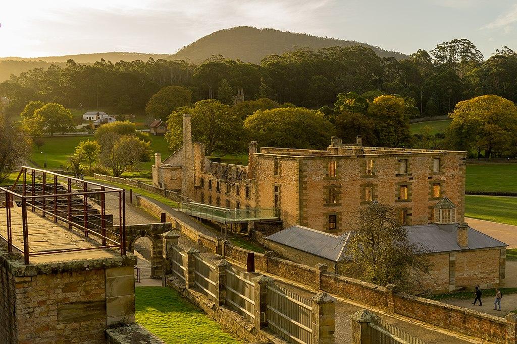 Situl istoric Port Arthur1