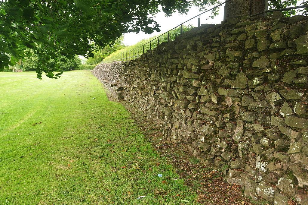 Situl roman Caerleon11