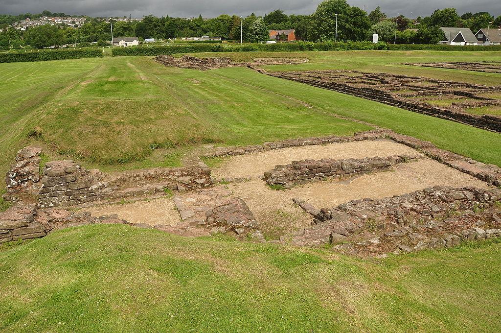 Situl roman Caerleon111