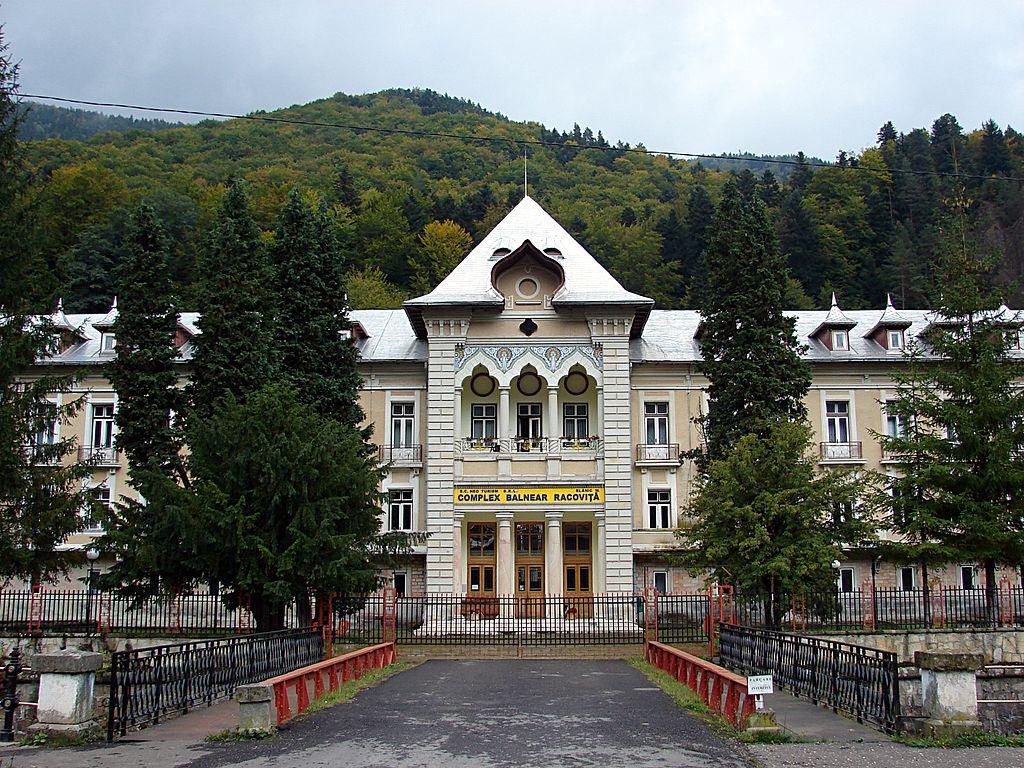 Staţiunea Slănic Moldova11