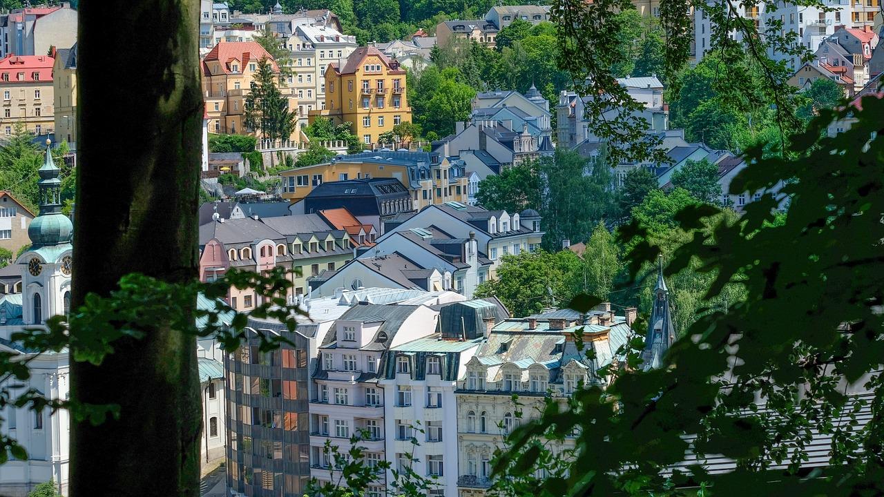 Stațiunea balneară Karlovy Vary1