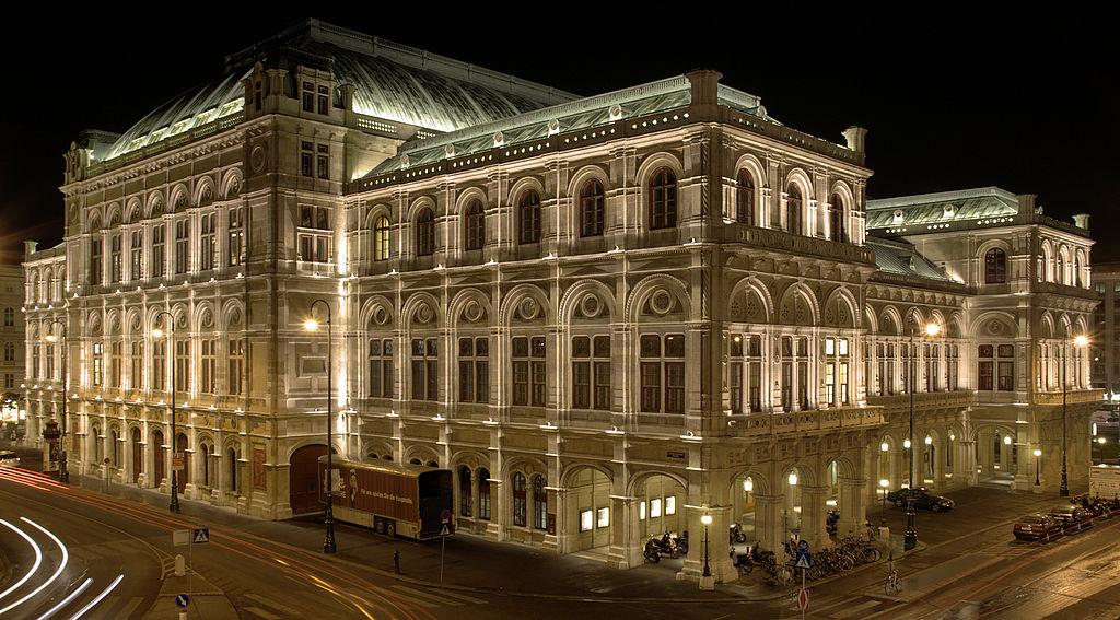 Staatsoper – Opera de Stat din Viena seara