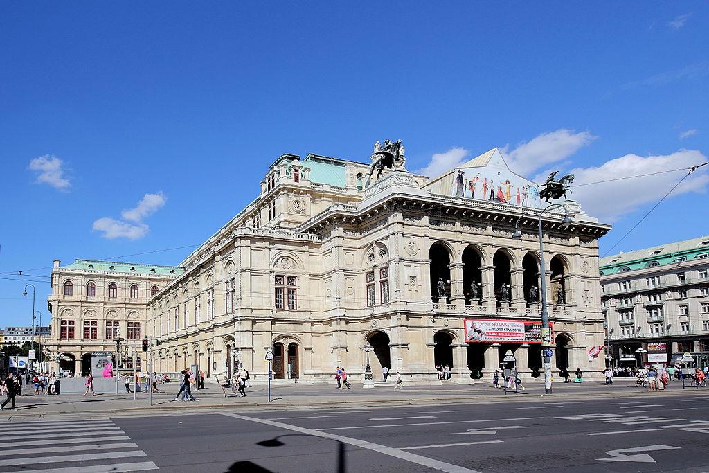 Staatsoper – Opera de Stat din Viena1
