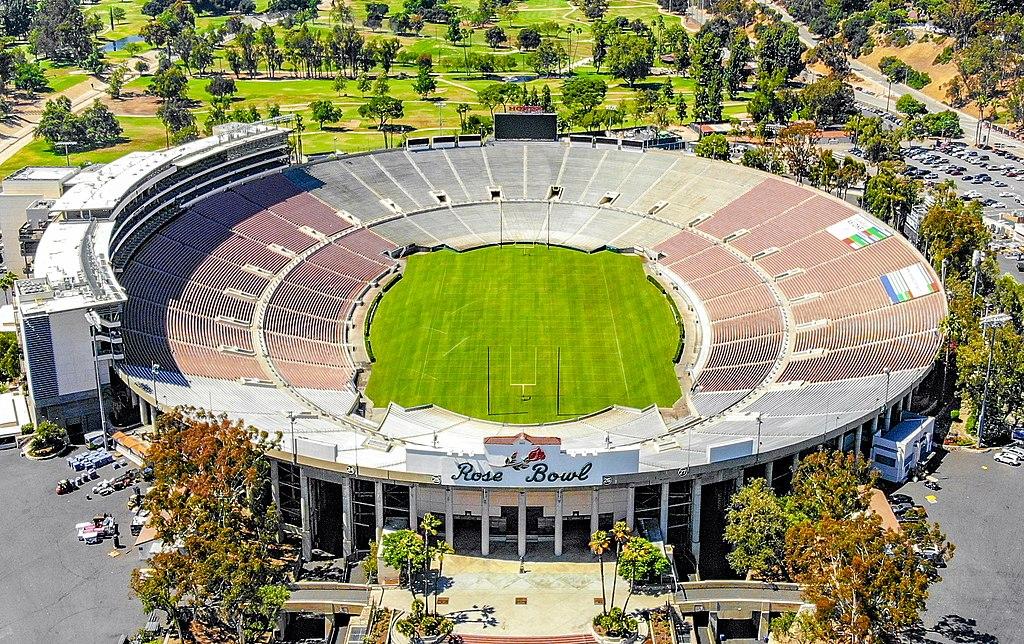 Stadionul Rose Bowl1111