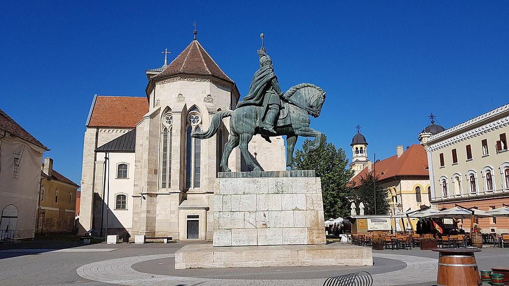 Statuia ecvestră a lui Mihai Viteazul